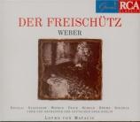 WEBER - Matacic - Der Freischütz