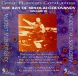 Nikolaï Golovanov Vol.3
