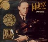 Heifetz Collection Vol.5 (1939-1946 - 2 CDs)