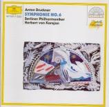BRUCKNER - Karajan - Symphonie n°6 en la majeur WAB 106