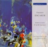 ESCAICH - Escaich - Passacaille improvisée