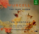 PURCELL - Koopman - The Fairy Queen, semi-opéra Z.629