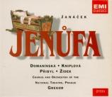 JANACEK - Gregor - Jenufa, opéra