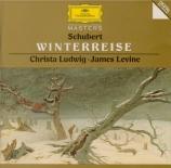 SCHUBERT - Ludwig - Winterreise (Le voyage d'hiver) (Müller), cycle de m