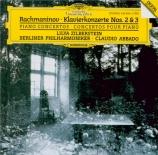 RACHMANINOV - Zilberstein - Concerto pour piano n°2 en ut mineur op.18