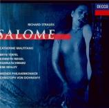 STRAUSS - Dohnanyi - Salomé, opéra op.54