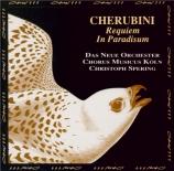 CHERUBINI - Spering - Requiem en ut mineur à la mémoire de Louis XVI (18