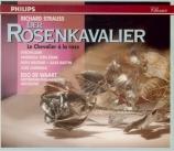 STRAUSS - De Waart - Der Rosenkavalier (Le chevalier à la rose), opéra o