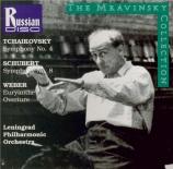 TCHAIKOVSKY - Mravinsky - Symphonie n°4 en fa mineur op.36