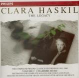 The Legacy Vol.1 'Chamber Music'
