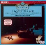 TCHAIKOVSKY - Gergiev - Dame de Pique (La) op.68 : extraits