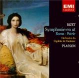 BIZET - Plasson - Symphonie pour orchestre en ut majeur (1855) WD.33