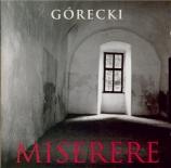 GORECKI - Nelson - Miserere pour choeur a cappella op.44