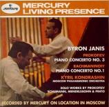 PROKOFIEV - Janis - Concerto pour piano et orchestre n°3 en do majeur op
