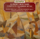 Complete chamber music vol.1