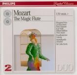 MOZART - Davis - Die Zauberflöte (La flûte enchantée), opéra en deux act