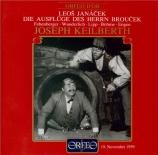 JANACEK - Keilberth - Les excursions de Monsieur Broucek, opéra