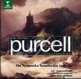 PURCELL - Gardiner - The Tempest ou 'The Enchanted Island', semi-opéra Z