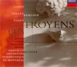BERLIOZ - Dutoit - Les Troyens