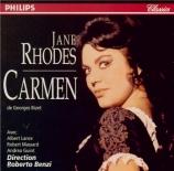 BIZET - Benzi - Carmen, opéra comique WD.31 : extraits