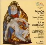LASSUS - Sourisse - Messe 'Douce Mémoire'