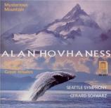 HOVHANESS - Schwarz - Symphonie n°2 op.132 'Mysterious mountain'