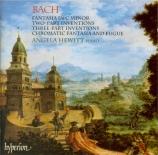 BACH - Hewitt - Fantaisie et fugue pour clavier en do mineur BWV.906 (in