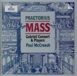PRAETORIUS - McCreesh - Messe luthérienne du matin de Noël