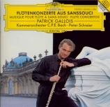 FLötenkonzerte aus Sanssouci