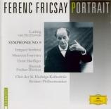 BEETHOVEN - Fricsay - Symphonie n°9 op.125 'Ode à la joie'