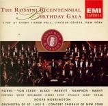 Gala du bicentenaire à New-York