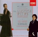 LEHAR - Welser-Möst - Die lustige Witwe (La veuve joyeuse)