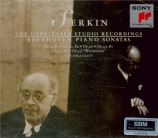 BEETHOVEN - Serkin - Sonate pour piano n°1 op.2 n°1