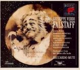 VERDI - Muti - Falstaff, opéra en trois actes