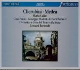 CHERUBINI - Bernstein - Medea (version italienne) live La Scala, 10 - 12 - 1953