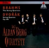 BRAHMS - Alban Berg Quar - Quatuor à cordes n°1 en do mineur op.51 n°1
