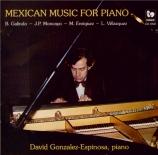 Musique mexicaine pour piano