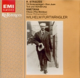 STRAUSS - Furtwängler - Don Juan, pour grand orchestre op.20