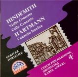 HINDEMITH - Gertler - Concerto pour violon et orchestre (1939)