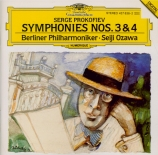 PROKOFIEV - Ozawa - Symphonie n°3 en do mineur op.44