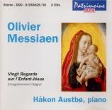 MESSIAEN - Austbo - Vingt regards sur l'enfant-Jésus