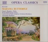 PUCCINI - Rahbari - Madama Butterfly