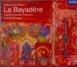 MINKUS - Bonynge - La Bayadère