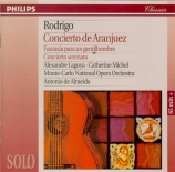 RODRIGO - Lagoya - Concierto de Aranjuez