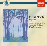 FRANCK - Strauss - Psyché, poème symphonique pour chœur et orchestre FWV