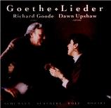 Lieder sur des poèmes de Goethe