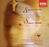 SZYMANOWSKI - Rattle - Stabat mater op.53