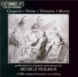 COUPERIN - Musica Holmae - Sultane (La)