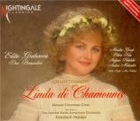 DONIZETTI - Haider - Linda di Chamounix
