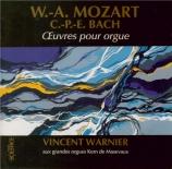 MOZART - Warnier - Fantaisie pour orgue mécanique en fa mineur K.608 Grandes Orgues Kern de Masevaux